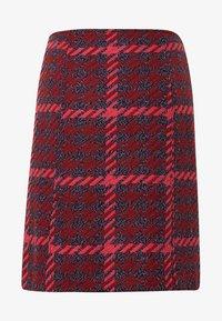 TOM TAILOR - ROCK - A-line skirt - red pink - 5