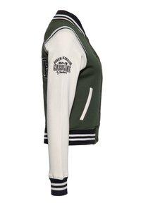 Queen Kerosin - GASOLINE JUNKIES - Light jacket - olivgrün - 1