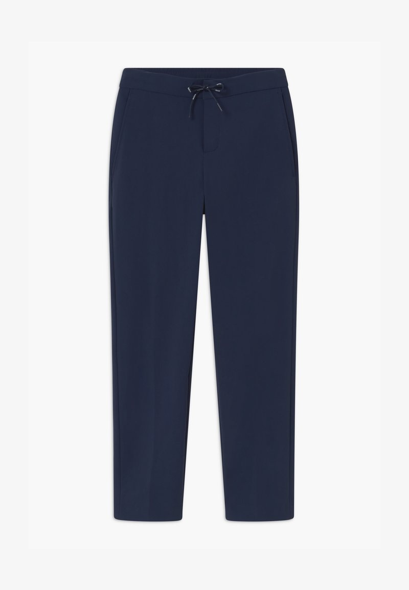 BOSS Kidswear - CEREMONY - Kalhoty - navy