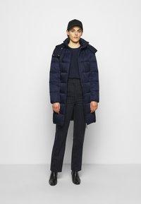 HUGO - FLEURIS - Winter coat - open blue - 1