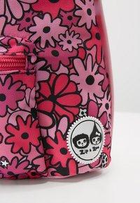 Zip and Zoe - MINI BACKPACK - Reppu - floral pink - 7