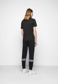 Neil Barrett - HALO BOLTS - T-shirts med print - black/white - 2
