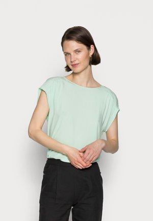 T-shirts basic - aqua mint
