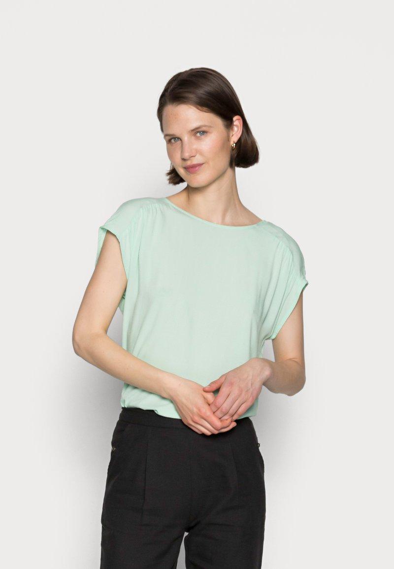 s.Oliver - Basic T-shirt - aqua mint