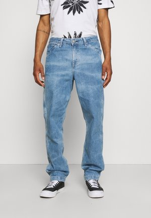 TAPERED CARPENTER - Jeansy Relaxed Fit - antifreeze