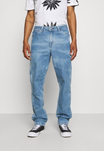 TAPERED CARPENTER - Jeans relaxed fit - antifreeze