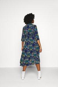 Simply Be - LONGLINE DRESS - Skjortekjole - multi-coloured - 2