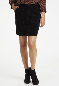 Part Two - A-line skirt - black - 0