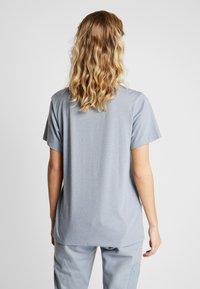 Columbia - PARK™ RELAXED TEE - Print T-shirt - treadwinds grey heather - 2