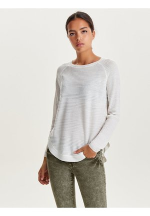 ONLCAVIAR  - Jumper - light brown