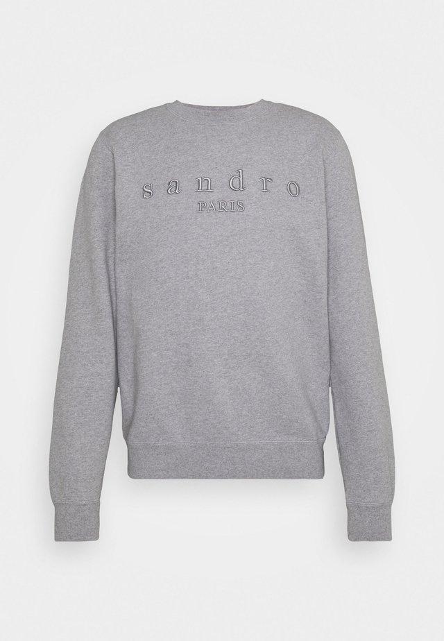 CREW  - Sweater - gris chiné