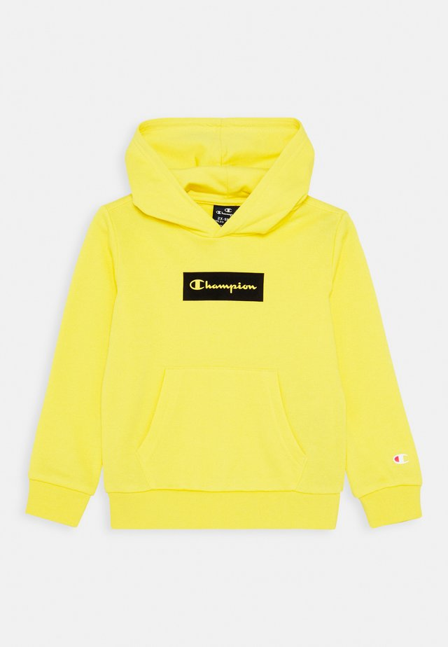 AMERICAN PASTELS HOODED UNISEX - Bluza - yellow