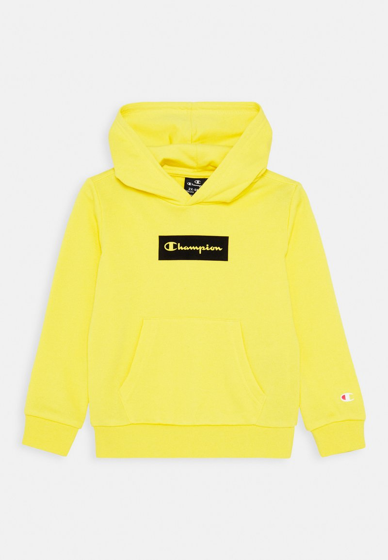 Champion - AMERICAN PASTELS HOODED UNISEX - Sweater - yellow