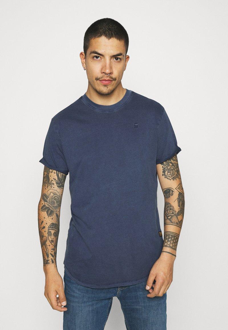 G-Star - LASH  - Basic T-shirt - dark blue