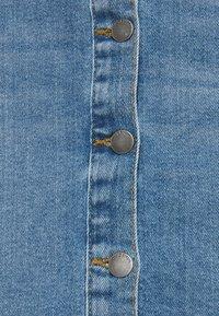 JDY - JDYTYSON LIFE  - Denim skirt - light blue - 5