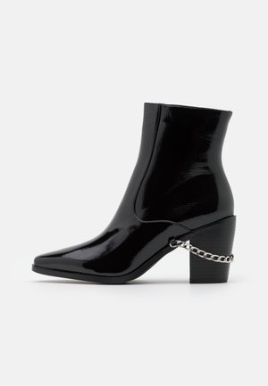 MOLLY - Classic ankle boots - black