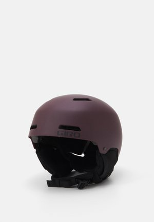 LEDGE MIPS UNISEX - Kask - matte red