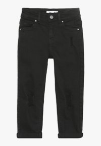 Cotton On - KIDS INDIE SLOUCH - Slim fit jeans - black - 0