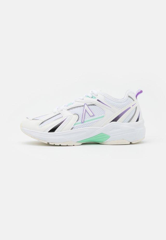 OSERRA UNISEX - Trainers - white/pastel mint