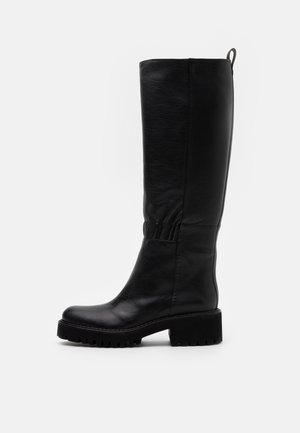TINY - Platform boots - black