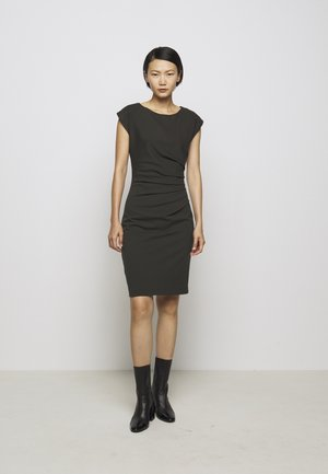 MI STRETCH - Shift dress - military