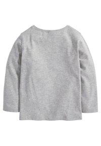 Next - Long sleeved top - gray - 1