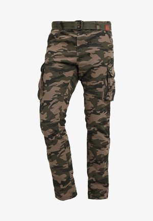 WILLIAM - Cargo trousers - dired
