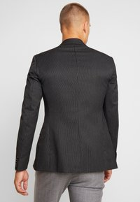 Topman - Suit jacket - dark grey - 2