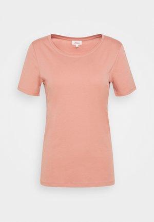 KURZARM - Basic T-shirt - blush