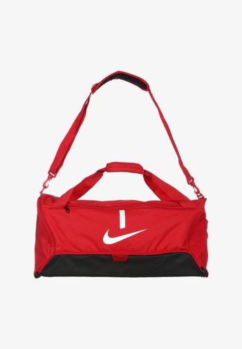 NIKE ACADEMY TEAM - Sports bag - university red / black / white