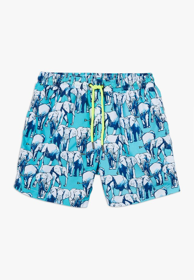 BOYS ELEPHANT SWIM  - Swimming shorts - blue