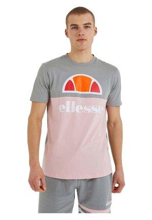 ARBATAX - Camiseta estampada - grey