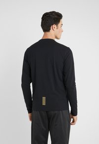 EA7 Emporio Armani - Long sleeved top - black - 2