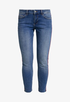 SHAPE ANKLE - Jeansy Slim Fit - blue denim