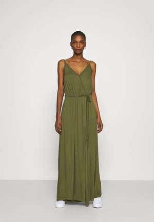 Maxi-jurk - olive night