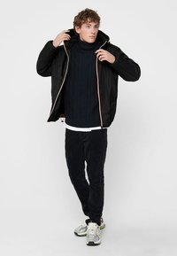 Only & Sons - Winter jacket - black - 1