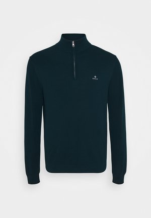 HALF ZIP - Jumper - evening blue