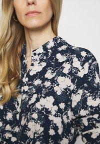 Esprit - Shirt dress - dark blue - 4