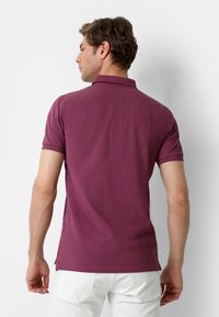 Scalpers - Polo shirt - burgundy - 2