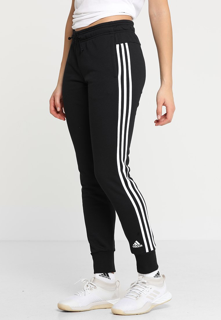 adidas Performance - PANT - Tracksuit bottoms - black/white