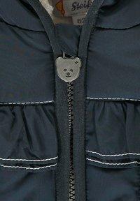 Steiff Collection - MIT AUFGESETZTEN RÜSCHEN - Winter jacket - steiff navy - 2