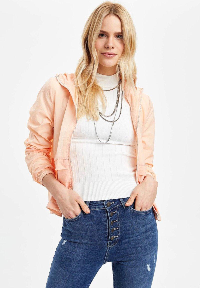 DeFacto - Light jacket - orange