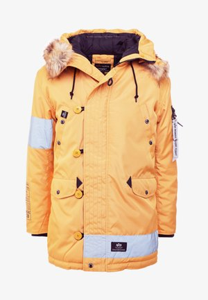 REFLECTIVESTRIPES - Winter coat - gelb
