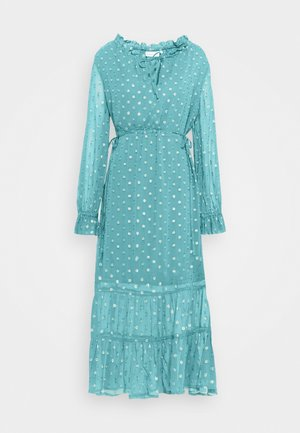 COCO ISA DRESS - Day dress - dusty blue