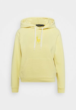 LOOPBACK - Sweatshirt - wicket yellow