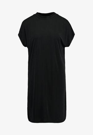 LADIES DRESS - Žerzejové šaty - black