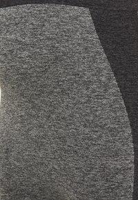 LOVE2WAIT - SEAMLESS - Leggings - Trousers - grey - 2