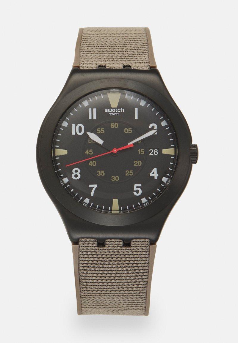Swatch - GARDYA - Watch - beige