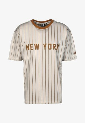 Pinstripe - T-shirt con stampa - stntof