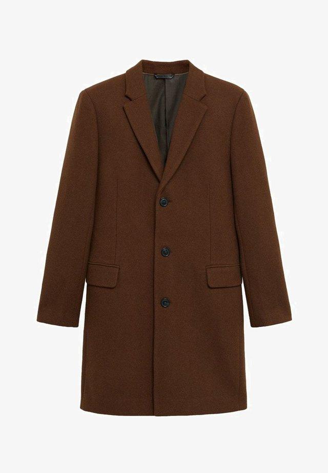 Cappotto classico - bruin